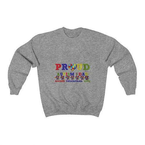Proud Dad Autism Awareness  Sweatshirt!