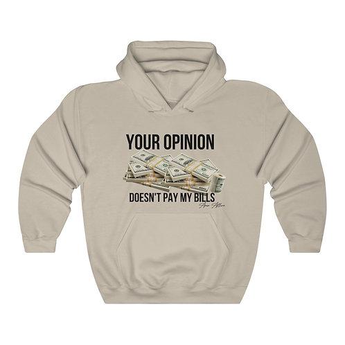 Pay My Bills Unisex Hooded