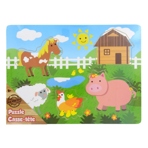 Farm Cassette Puzzle