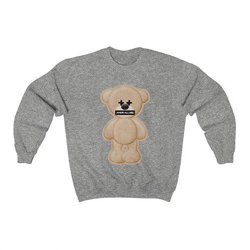 Teddy Bear Me Unisex Crewneck Sweatshirt