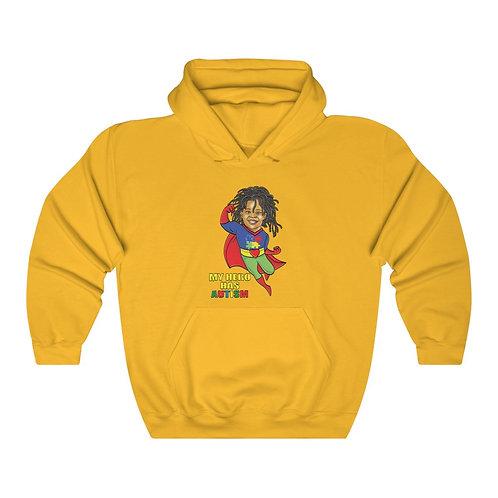 Superhero Vibes Hooded Sweatshirt