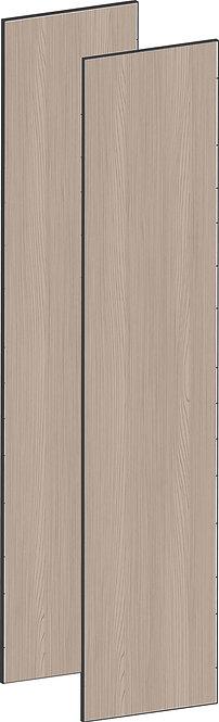 FLAT WALNUT - B100 x H230 cm (2 x 50 cm), Dörr MEB793
