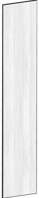 FLAT OAK - B39,8 x H208 cm, Täcksida högskåp, MEB449