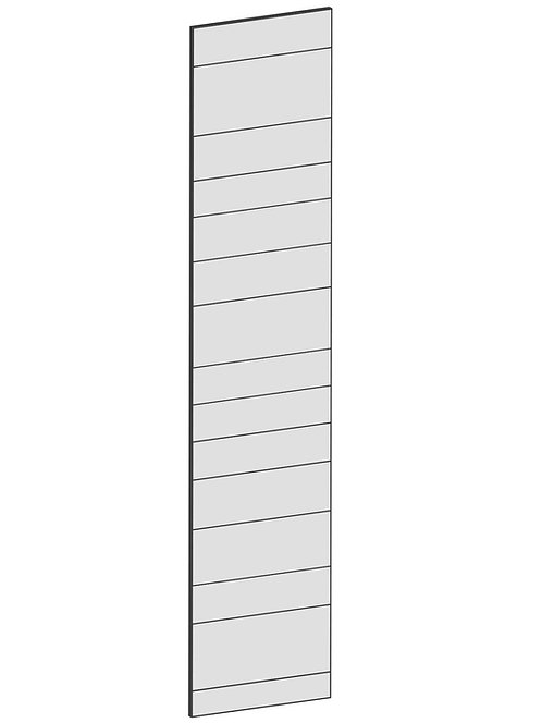 RAW OAK - B50 x H230 cm, Dörr MEB189