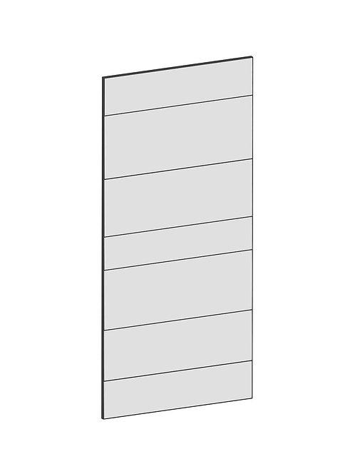 RAW OAK - B40 x H85 cm*, Skåplucka väggskåp MEB106