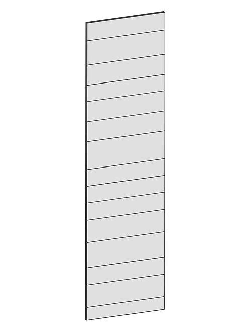 RAW OAK - B62,2 x H220 cm, Täcksida högskåp, MEB156