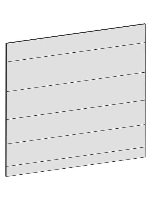 RAW OAK - B99,9 x H80 cm, Täcksida köksö, MEB206