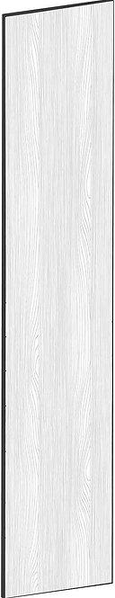 FLAT OAK - B40 x H200 cm, Skåplucka högskåp MEB423