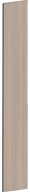 FLAT WALNUT - B37 x H265 cm, Täcksida Pax, MEB801