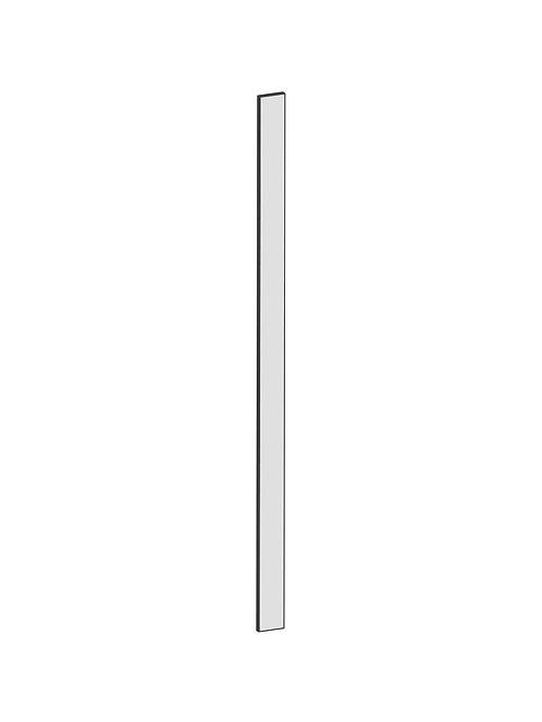Distanslist i slät ek - H200 cm, MEB214