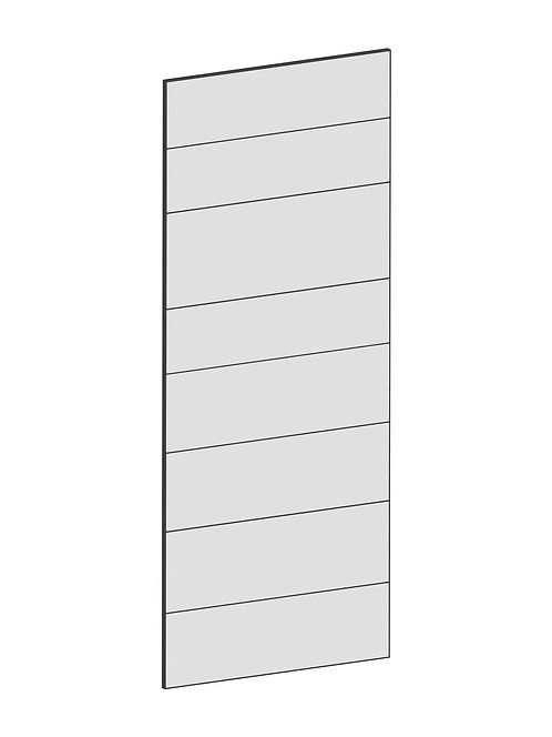 RAW OAK - B39,8 x H100 cm, Täcksida väggskåp, MEB163