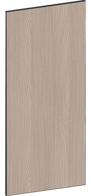 FLAT WALNUT - B30 x H65 cm*, Skåplucka väggskåp MEB702