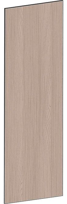 FLAT WALNUT - B39,8 x H125 cm, Täcksida väggskåp, MEB765