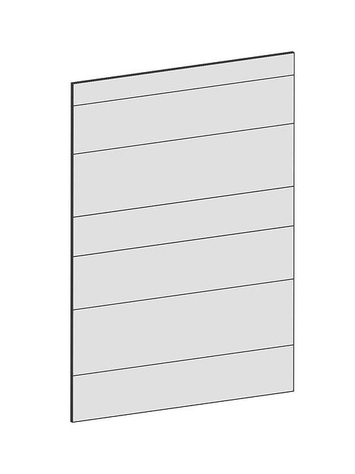 RAW OAK - B60 x H80 cm, Skåplucka väggskåp MEB230