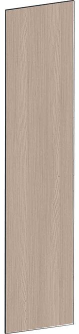 FLAT WALNUT - B60 x H265 cm,Täcksida Pax, MEB802