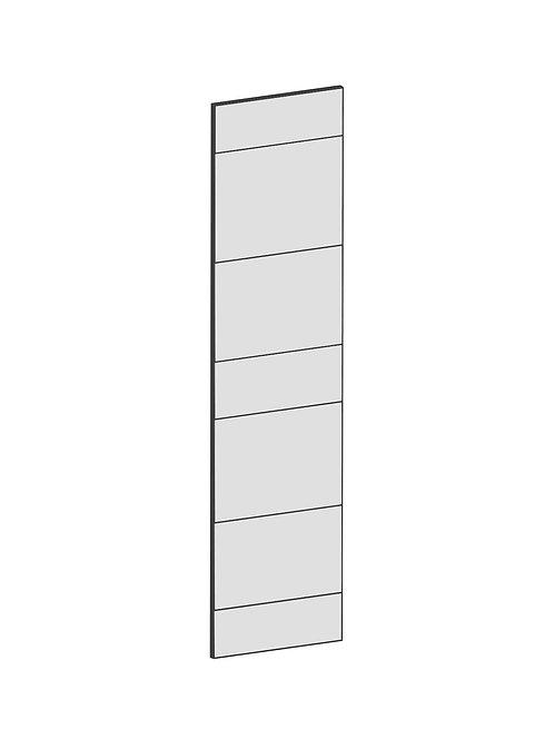 RAW OAK - B20 x H80 cm, Skåplucka väggskåp MEB227