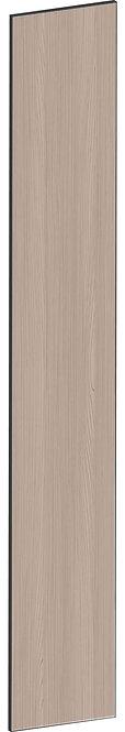 FLAT WALNUT - B37 x H236 cm,Täcksida Pax, MEB799
