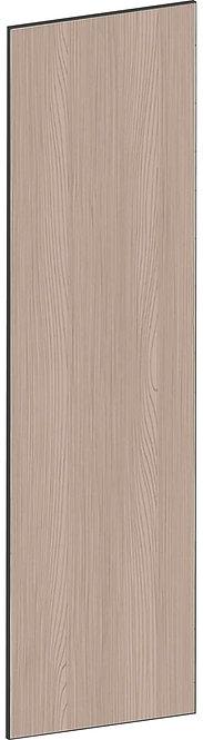FLAT WALNUT - B39,8 x H200 cm, Täcksida högskåp, MEB748