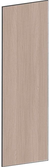 FLAT WALNUT - B62,2 x H200 cm, Täcksida högskåp, MEB754
