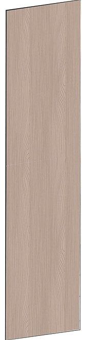 FLAT WALNUT - B39,8 x H165 cm, Täcksida väggskåp, MEB767