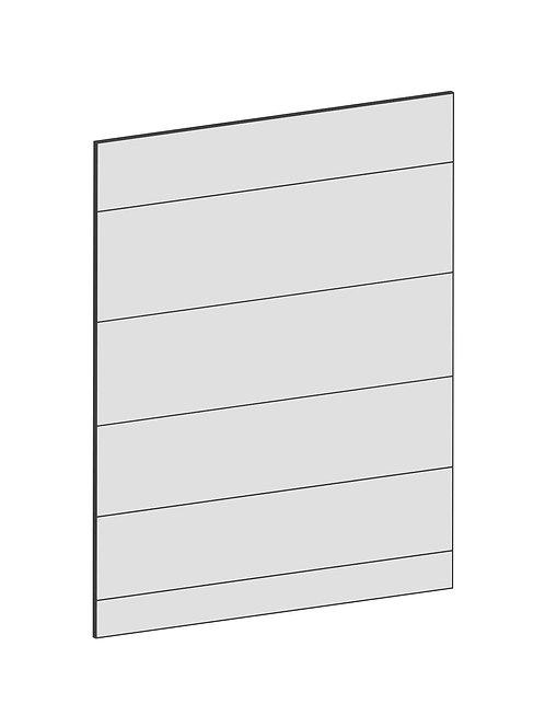 RAW OAK - B62,2 x H80 cm, Täcksida bänkskåp, MEB143