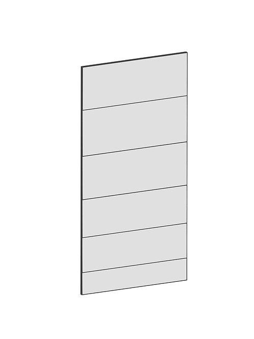 RAW OAK - B39,8 x H80 cm, Täcksida bänkskåp, MEB141