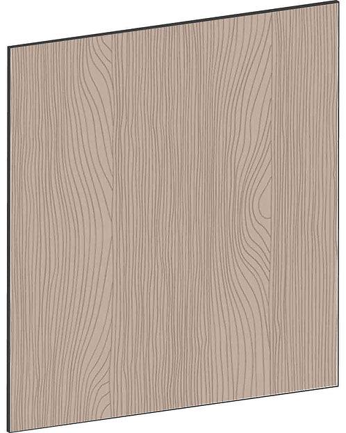 FLAT WALNUT - B60 x H60 cm, Lådfront, MEB818