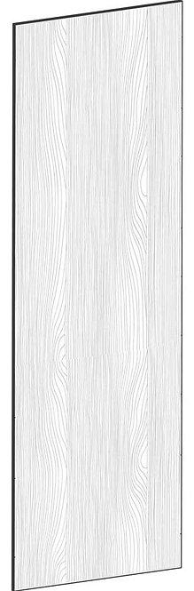 FLAT OAK - B39,8 x H125 cm, Täcksida väggskåp, MEB465