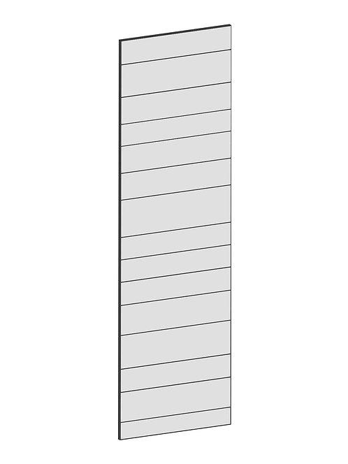 RAW OAK - B62,2 x H208 cm, Täcksida högskåp, MEB155