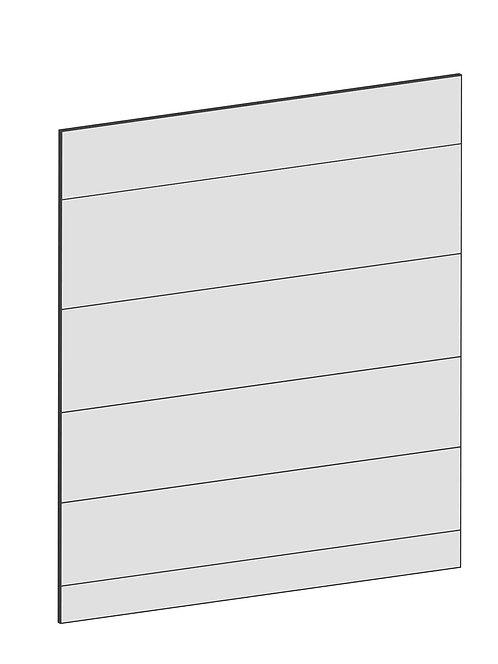 RAW OAK - B77,2 x H88 cm, Täcksida köksö, MEB145