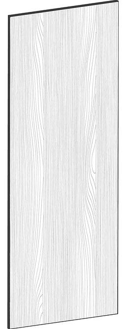 FLAT OAK - B30 x H80 cm, Skåplucka väggskåp MEB528