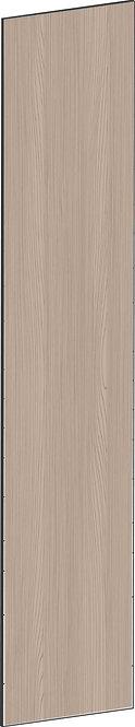 FLAT WALNUT - B60 x H300 cm, Täcksida Pax, MEB804