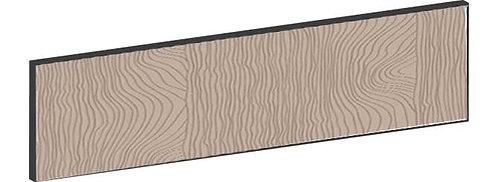 FLAT WALNUT - B40 x H10 cm, Lådfront MEB732