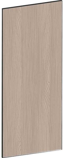FLAT WALNUT - B60 x H140 cm, Skåplucka högskåp, vitvara MEB729