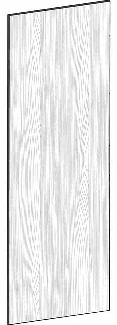 FLAT OAK - B30 x H85 cm*, Skåplucka väggskåp MEB405
