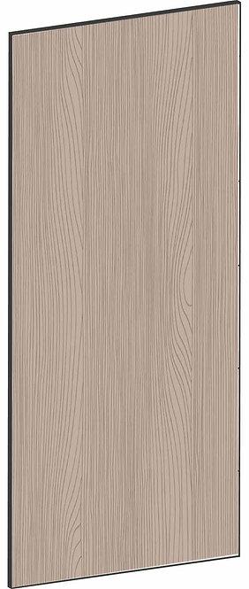 FLAT WALNUT - B62,2 x H140 cm, Täcksida högskåp, MEB752