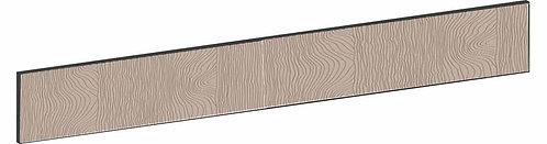 FLAT WALNUT - B80 x H10 cm, Lådfront, MEB738