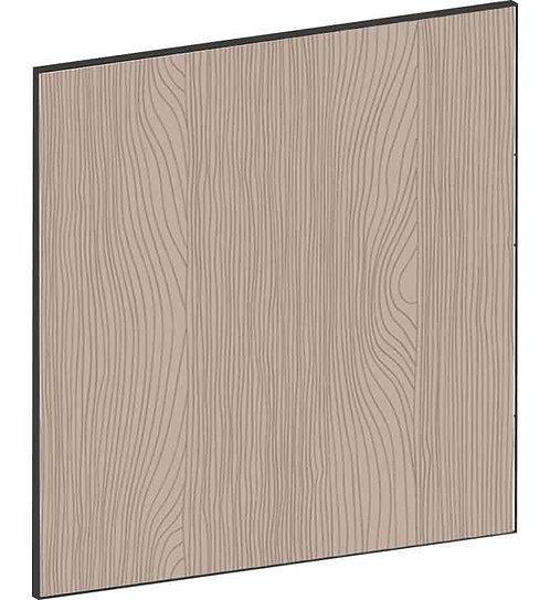 FLAT WALNUT - B39,8 x H40 cm, Täcksida väggskåp, MEB760