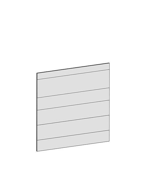 RAW OAK - B67,5 x H67,5 cm, Täcksida väggskåp, MEB168