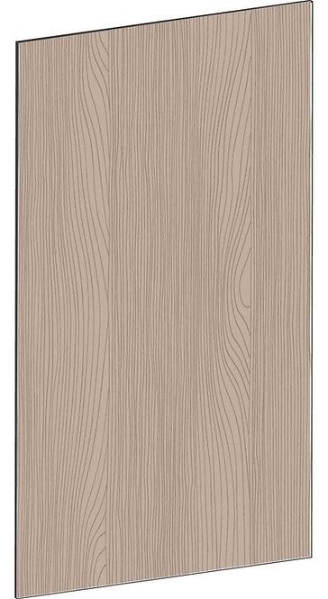FLAT WALNUT - B60 x H105 cm*, Skåplucka väggskåp MEB709