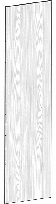 FLAT OAK - B60 x H236 cm,Täcksida Pax, MEB500