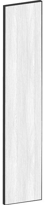 FLAT OAK - B20 x H100 cm, Passbit MEB482