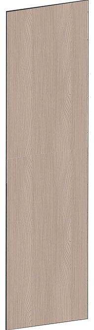 FLAT WALNUT - B39,8 x H145 cm, Täcksida väggskåp, MEB766