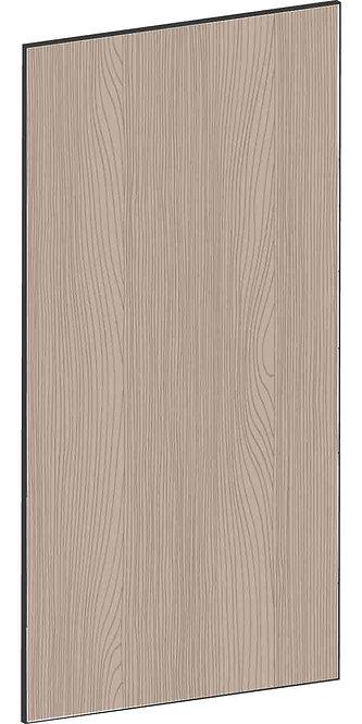 FLAT WALNUT - B40 x H80 cm, Skåplucka väggskåp MEB829