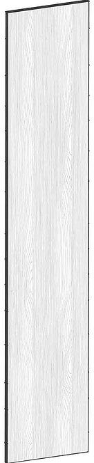FLAT OAK - B39,8 x H200 cm, Täcksida högskåp, MEB448