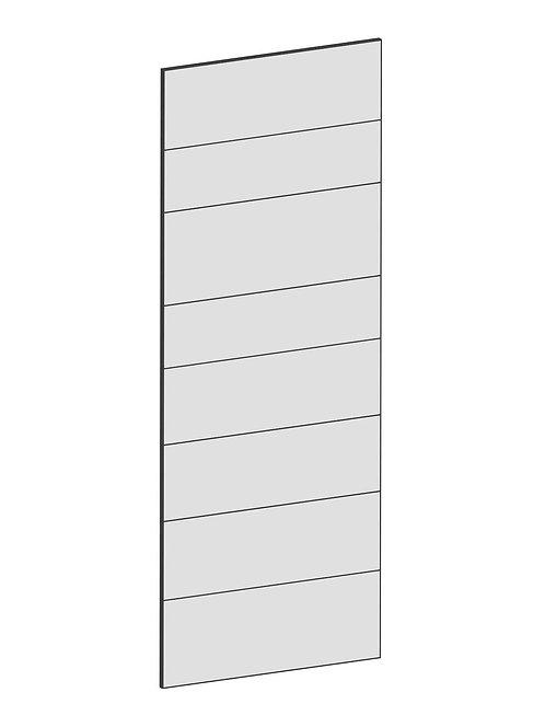 RAW OAK - B39,8 x H105 cm, Täcksida väggskåp, MEB164