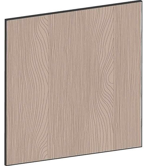 FLAT WALNUT - B40 x H40 cm, Skåplucka toppskåp MEB710