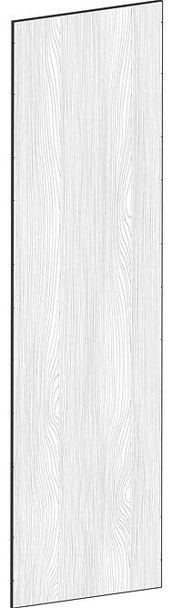 FLAT OAK - B39,8 x H145 cm, Täcksida väggskåp, MEB466