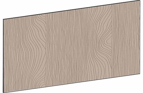 FLAT WALNUT - B80 x H40 cm, Lådfront, MEB740