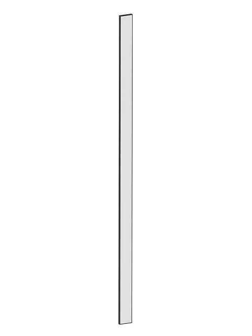 Distanslist i slät ek - H300 cm, MEB217